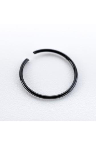 Kép 2/3 - A & ONE Orvosi Acélból Készült fekete színű 4 darabos Piercing Szett