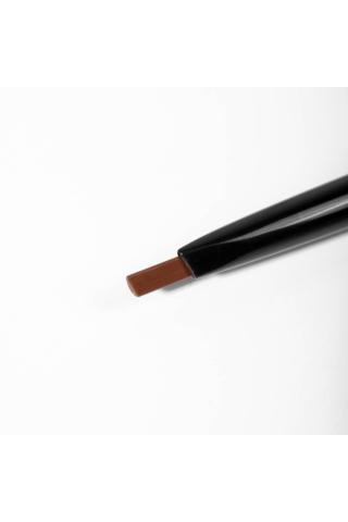 2in1 szemhéjtus/szemöldökfesték (barna)