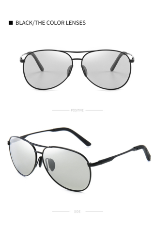 A & ONE Polarizált Szürke Lencsés Matt Fekete Kerettel Gumirozott Szárú Napszemüveg