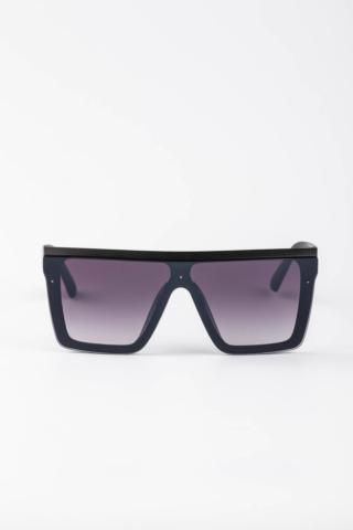 CLOUD Szögletes Fekete Napszemüveg