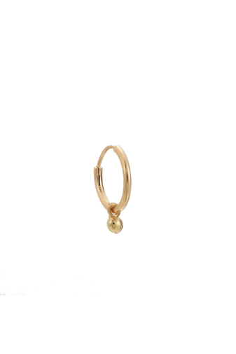 Kép 10/11 - A & ONE Arany Színű Karika Fülbevaló szett
