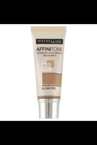 Kép 1/2 - Maybelline Affinitone Hidratáló Alapozó -- 30 Sand Beige
