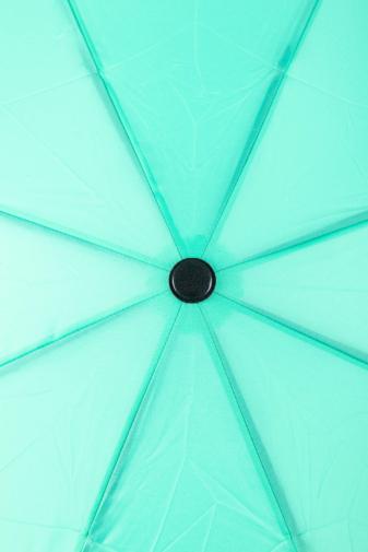 Kép 3/4 - Türkizkék Automata Esernyő, 112 cm Átmérővel