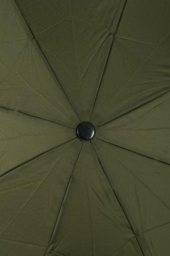 Kép 3/4 - Sötétzöld Automata Esernyő, 112 cm Átmérővel