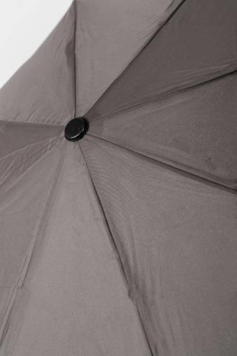 Kép 3/4 - Szürke Automata Esernyő, 112 cm Átmérővel