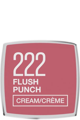 Kép 4/4 - Maybelline Color Sensational Krémes Hidratáló Ajakrúzs -- 222 Flush Punch