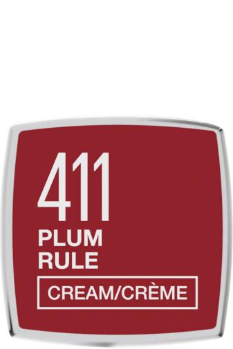 Kép 4/4 - Maybelline Color Sensational Krémes Hidratáló Ajakrúzs -- 411 Plum Rule