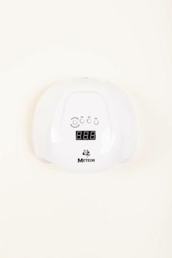 Kép 2/3 - Fehér Köröm- És Gélszárító UV/LED Lámpa, 54 W