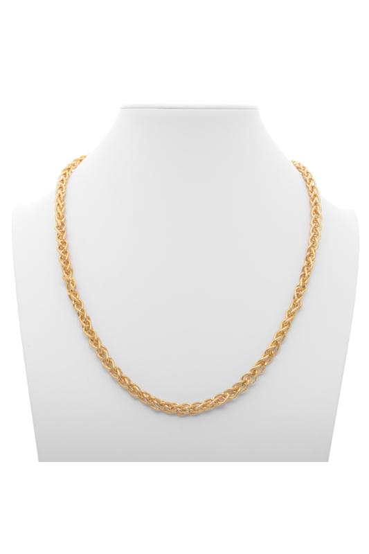 A & ONE Férfi arany színű nyaklánc