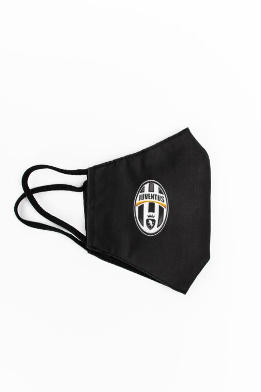 Juventus Mintás 2 Rétegű Textil Szájmaszk